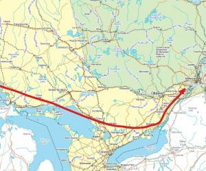 Le Paléoindien récent (ou supérieur) dans la plaine du Saint-Laurent (10 000 à 8 000 A.A.)