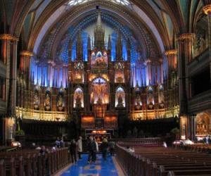 Histoire de l'architecture religieuse au Québec: le style néo-gothique
