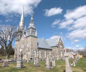 Histoire de l'architecture religieuse du Québec: de 1820 à 1850