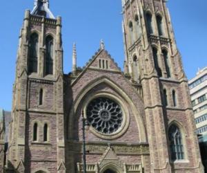 Histoire de l'architecture religieuse au Québec: Le temple protestant